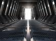 Futuristic interior - 79901800