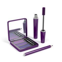 Eye make-up set