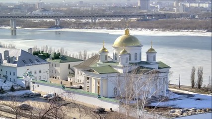Ancient Orthodox Annunciation Monastery and seminary