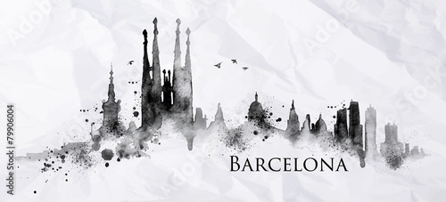 Silhouette ink Barcelona - 79906004