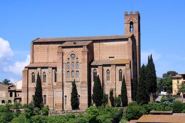 Basilica di San Domenico in Siena