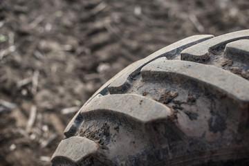 big tractor tire