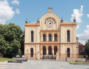 Synagogue in Pecs, Hungary