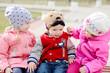children in park