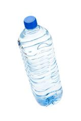 Soda water bottle