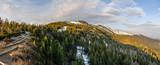 Fototapeta  - Babia Góra wiosną © kabat