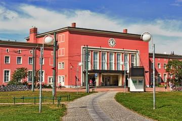 Dessau Bahnhof