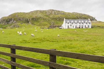 Granja de Iona, Escocia