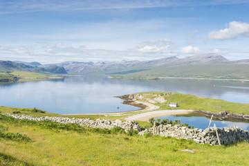Lago Eriboll, Escocia