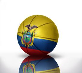 ecuadorian basketball