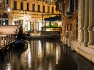 Venise Canal Rio Orsoelo o del coval