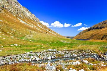 Caucasus mountain wallpaper