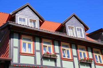 Fachwerk in Wernigerode