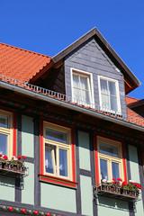 Fachwerk in Wernigerode_2