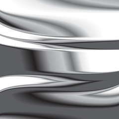 Abstract iron background. Vector. 2