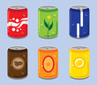 Soft Drink Cans - 79924080