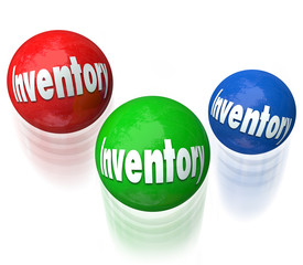 Inventory Juggling Balls Difficult Job Task Managing Output Prod