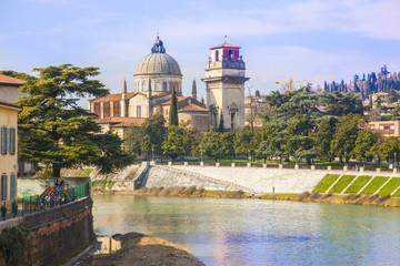 Photo Italian town