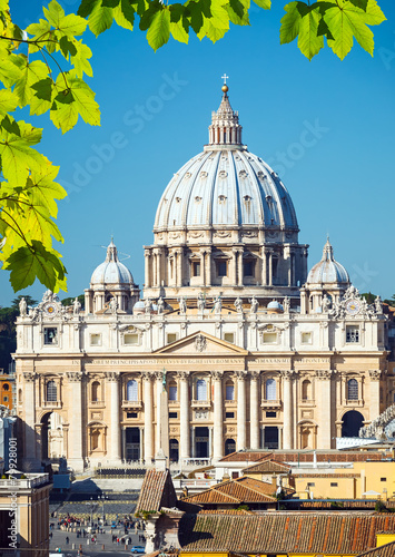 St. Peter's cathedral, Rome - 79928001