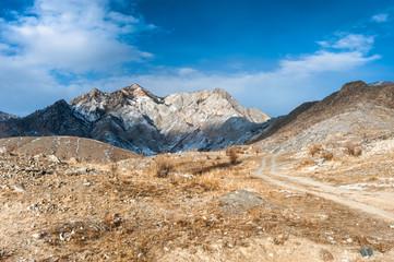 Altai mountain landscape. Russia
