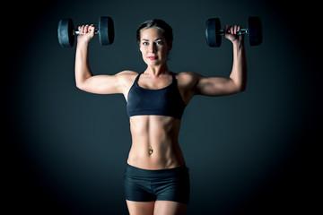 athlete woman