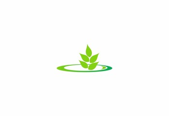 plant , nature, Eco friendly, leaf logo, business, icon