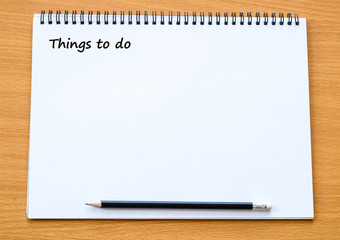 Things to do background