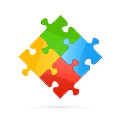 Colorful puzzle