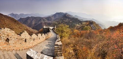 China Great Wall Horizon panorama