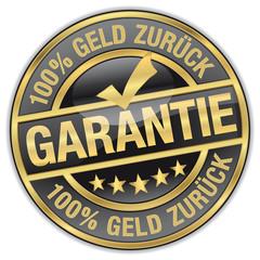 100% Geld zurück Grantie