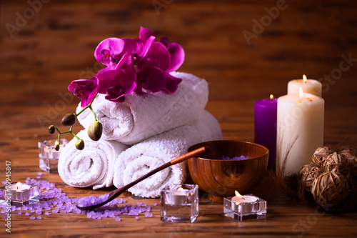 relaxing spa treatments - 79945847