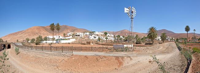 Das Dorf Toto auf Fuerteventura