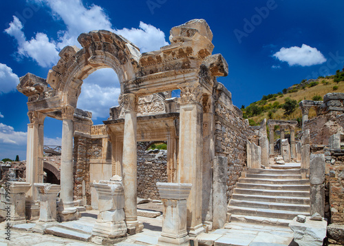 Papiers peints Ruine Ephesus, Turkey
