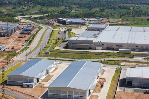 industrial area - 79948638