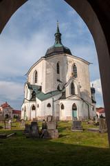 Pilgrimage church. John of Nepomuk