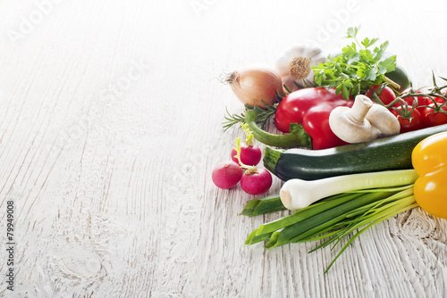 Vegetables collection - 79949008