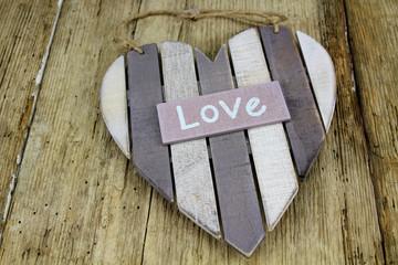 fond coeur marqué amour