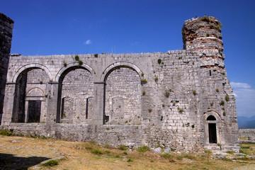fortress Rozafa, Shkodra, Albania