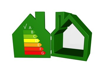 Zeer energiezuinige woning - Label A