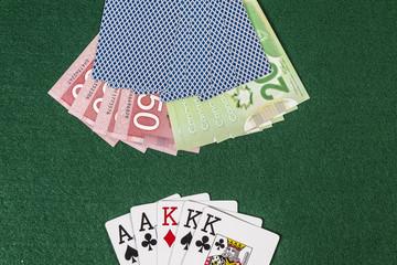 Cash on Gambling