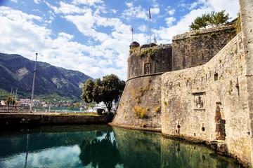 fortifications of Kotor, Montenegro