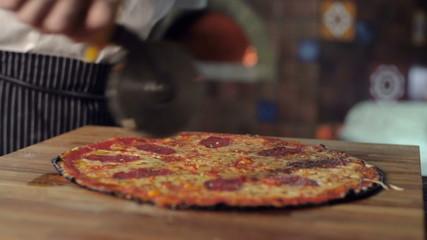 Pizza Wheel
