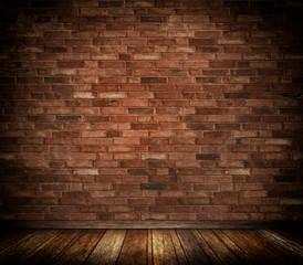 Bricks wall background.