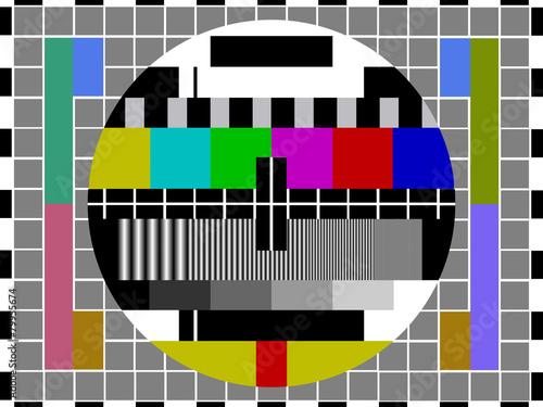 Television Test Card © pablofdezr