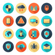 Network Security Icons - 79957831