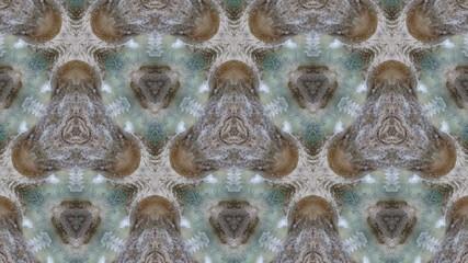 kaleidoscopic pulse