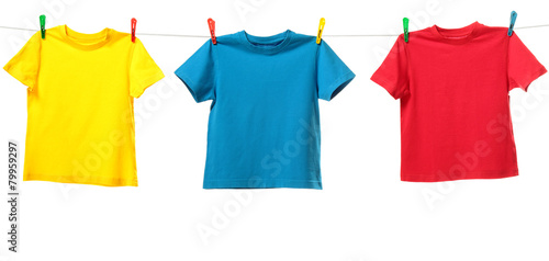 Colorful shirts - 79959297