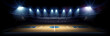Basketball stadium - 79959433