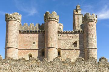 Castillo de Turégano, Segovia (España)