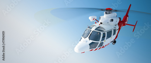 Helicopter - 79961419